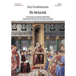 In dialog - Ion Cordoneanu, editura Eikon