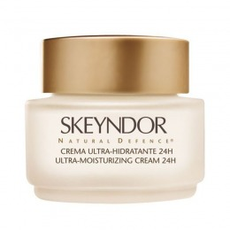 Imagine Crema Ultra Hidratanta - Skeyndor Natural Defence Ultra-moisturizing Cream 24h 50 Ml