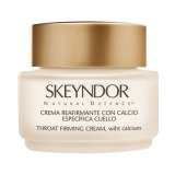 Crema Redefinire Contur - Skeyndor Natural Defence Throat Firming Cream with Calcium 50 ml