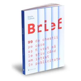 Brief - Sorin Tranca, editura Publica
