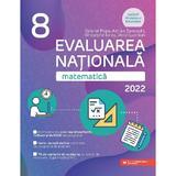 Matematica. Evaluarea Nationala 2022 - Clasa 8 - Gabriel Popa, Adrian Zanoschi, Gheorghe Iurea, Dorel Luchian, editura Paralela 45