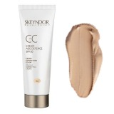 Crema Coloranta Antirid cu Protectie SPF30 - Skeyndor Natural Defence CC Cream Age Defence 00 40 ml