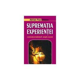 Suprematia experientei - Adrian-Paul Iliescu, editura Ideea Europeana