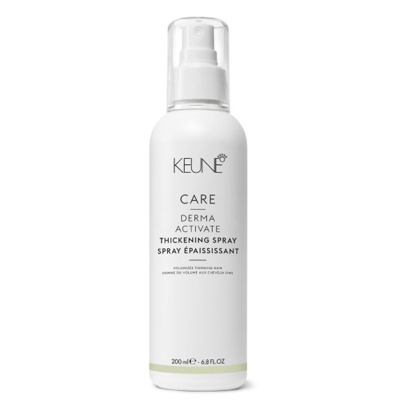 Spray Impotriva Caderii Parului - Keune Care Derma Activate Thickening Spray 200 ml imagine