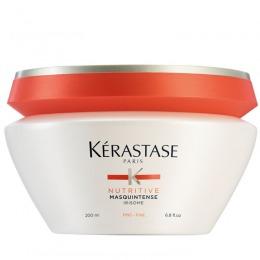 Masca Nutritiva Par Uscat cu Fir Subtire - Kerastase Nutritive MasquIntense Fins 200 ml