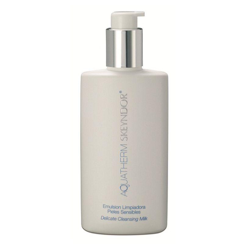 Lapte Demachiant Piele Sensibila - Skeyndor Aquatherm Delicate Cleansing Milk 250 ml