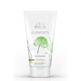 Masca Revitalizanta - Wella Professionals Elements Renewing Mask 30 ml