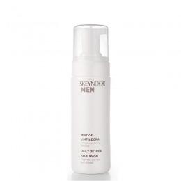 Spuma Curatare Zilnica pentru Barbati - Skeyndor Men Daily Detox Face Wash 150 ml