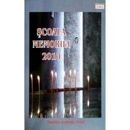 Scoala memoriei 2010, editura Fundatia Academia Civica