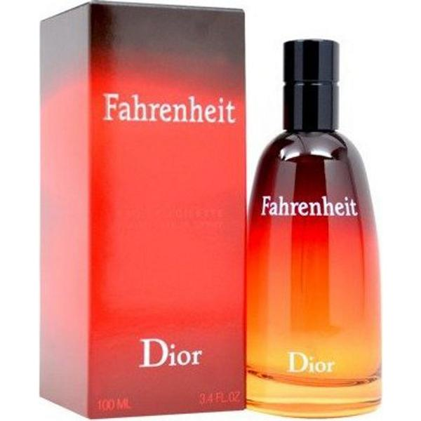 Apa de Toaleta Christian Dior Fahrenheit, Barbati, 100 ml