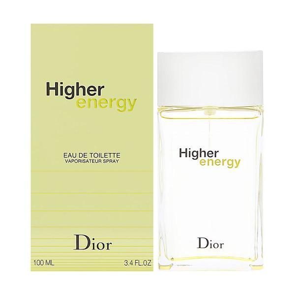Apa de Toaleta Christian Dior Higher Energy, Barbati, 100 ml