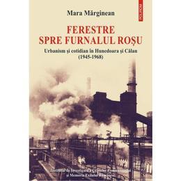 Ferestre Spre Furnalul Rosu - Mara Marginean, editura Polirom
