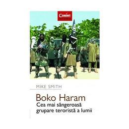 Boko Haram - Mike Smith, editura Corint