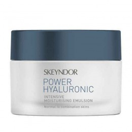 Crema Intens Hidratanta Ten Normal si Mixt - Skeyndor Power Hyaluronic Intensive Moisturising Emulsion 50 ml