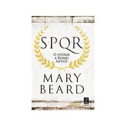 SPQR: O istorie a Romei antice - Mary Beard, editura Trei