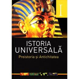 Istoria universala vol.1: Preistoria si antichitatea, editura All