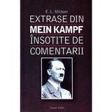Extrase din Mein Kampf insotite de comentarii - E.L. Michael, editura Taso