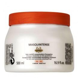 Masca Nutritiva Par Uscat cu Fir Subtire - Kerastase Nutritive MasquIntense Fins 500 ml
