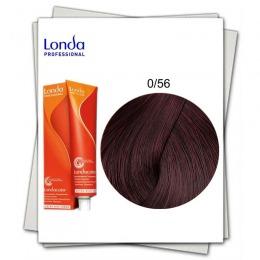 Vopsea fara Amoniac Mixton - Londa Professional nuanta 0/56 mix rosu violet