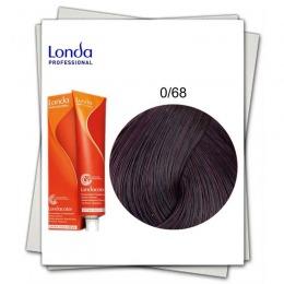 Vopsea fara Amoniac Mixton - Londa Professional nuanta 0/68 mix violet perlat