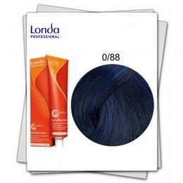 Vopsea fara Amoniac Mixton - Londa Professional nuanta 0/88 mix albastru perla