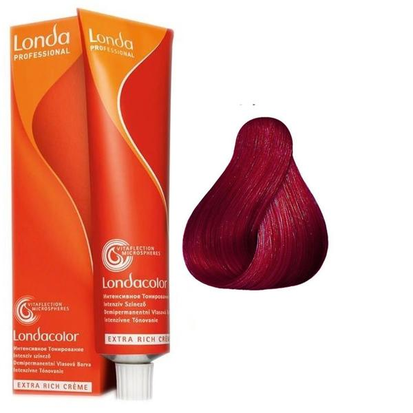 Vopsea Fara Amoniac - Londa Professional nuanta 6/45 blond inchis cupru rosu imagine