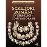 Scriitori romani interbelici si contemporani - Silvia Ursache , editura Silvius Libris