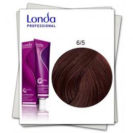 Vopsea Permanenta - Londa Professional nuanta 6/5 blond inchis rosiatic