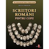 Scriitori romani pentru copii - Silvia Ursache, editura Silvius Libris