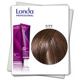 Vopsea Permanenta - Londa Professional nuanta 7/77 blond mediu maro intens