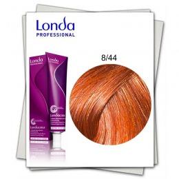 Vopsea Permanenta - Londa Professional nuanta 8/44 blond deschis cupru intens