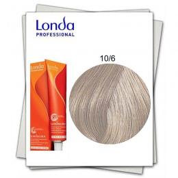 Vopsea Fara Amoniac - Londa Professional nuanta 10/6 blond solar violet