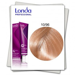 Vopsea Permanenta - Londa Professional nuanta 10/96 blond solar cendre violet