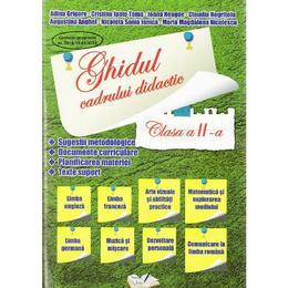 Ghidul cadrului didactic clasa 2 - Adina Grigore, editura Ars Libri