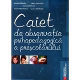 Caiet de observatie psihopedagogica a prescolarului - Maria Matasaru, editura Rovimed