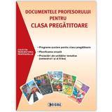 Documentele profesorului pentru clasa pregătitoare 2015-2016, editura Sigma