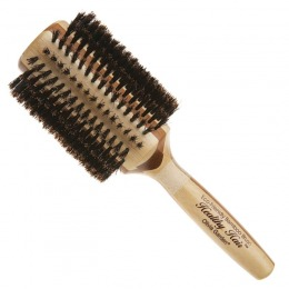 Perie Rotunda Bambus - Olivia Garden Healthy Hair Boar HH-B50 Brush