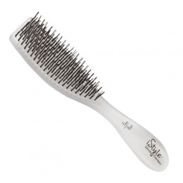 Perie Compacta Styling Par Fin - Olivia Garden iStyle Brush for Fine Hair