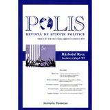 Polis Vol.2 Nr.4 SeptembriE-Noiembrie 2014 Revista De Stiinte Politice, editura Institutul European