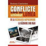 Conflicte care au schimbat lumea Vol. 2 - Rodney Castleden, editura Meteor Press