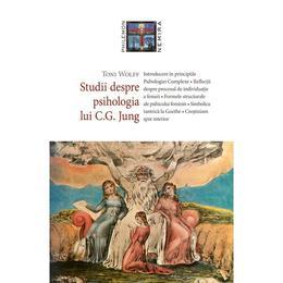 Studii despre psihologia lui C.G. Jung - Toni Wolff, editura Nemira