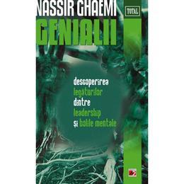 Genialii - Nassir Ghaemi, editura Paralela 45