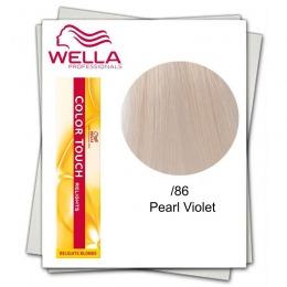 Nuantator fara Amoniac - Wella Professionals Color Touch Relights Blonde nuanta /86