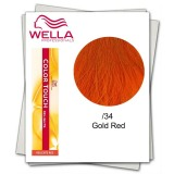Nuantator fara Amoniac - Wella Professionals Color Touch Relights Red nuanta /34