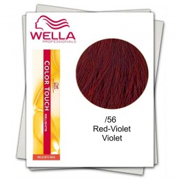 Nuantator fara Amoniac - Wella Professionals Color Touch Relights Red nuanta /56