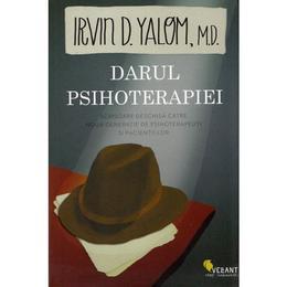 Darul Psihoterapiei - Irvin D. Yalom, editura Vellant
