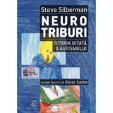 Neurotriburi - Steve Silberman, editura Frontiera