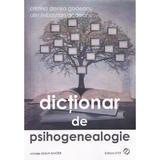 Dictionar de psihogenealogie - Cristina Denisa Godeanu, editura Sper