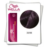 Vopsea fara Amoniac - Wella Professionals Color Touch Plus nuanta 33/06