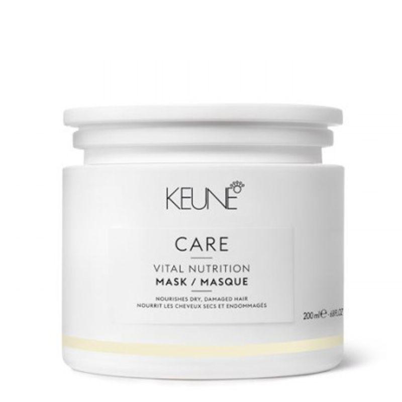 Masca Nutritiva Par Uscat sau Fragil - Keune Care Vital Nutrition Mask 200 ml